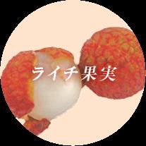 ライチ果実