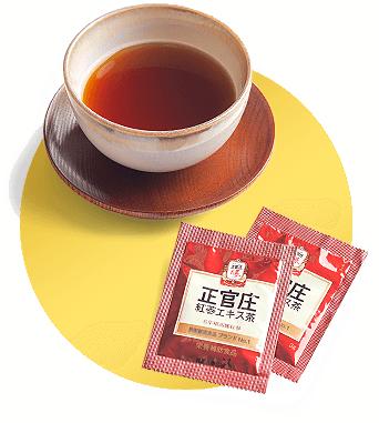 正官庄紅参エキス茶
