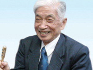 理学博士 石黒三郎氏